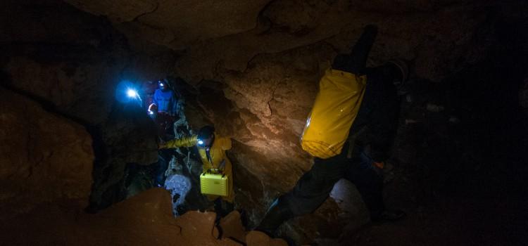 Погранични пещерняшки занимания