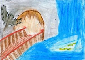 Данаила Дианова Владимирова, 11 години, Разград